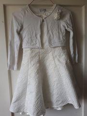 Erstkommunionskleid mit Bolero