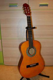 Konzertgitarre 3 4 Startone