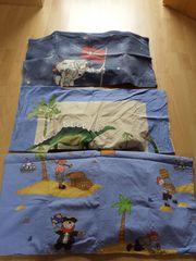 Kinderbettwäsche - 3 Sets - verschiedene Motive