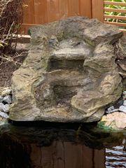 Teichpumpe Wasserlauf Schlammsauger