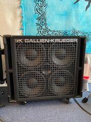 Gallien Krueger 410 RBH Bassbox