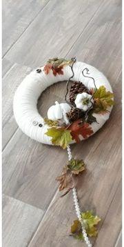 Türkranz für den Herbst u