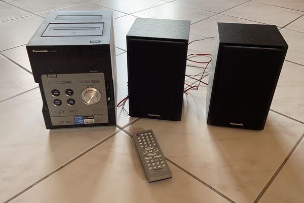 Panasonic Stereoanlage