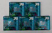 Sony Mini Disc MDW 74AN