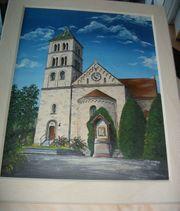 Regionale Kunst Gemälde der Jakobuskirche