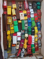 Spielzeugautos Matchbox HotWheels und Majorette