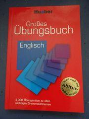 inkl Versand Großes Übungsbuch Englisch -