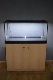 Aquarium 180l mit Unterschrank