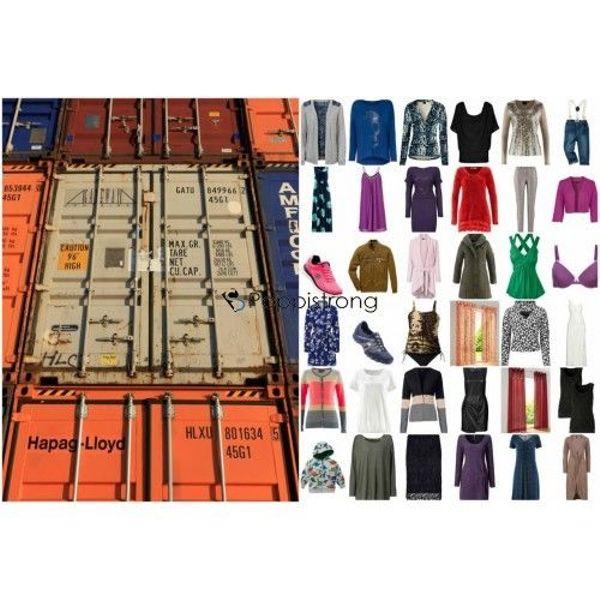 Restposten Kleidung Textilien Mix Damen