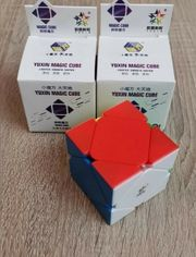 Zauberwürfel Skewb Cube NEU