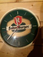 Fohrenburger Uhr