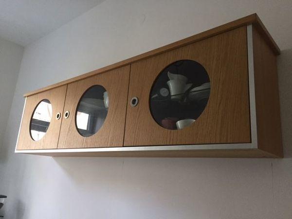 Schöne Ikea Faktum Ulriksdal Küchenzeile+Amiral Vitrinenschrank in ...