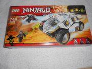 70588 LEGO Ninjago Titan-Ninjamobil Set