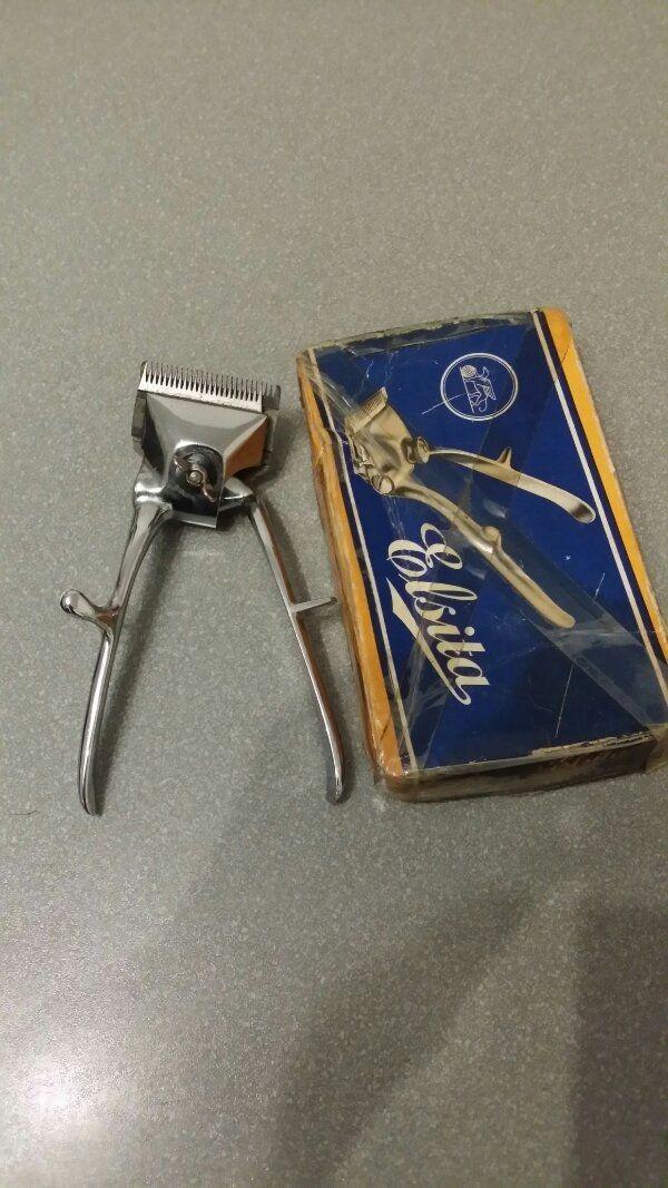 Hand betriebene Haarschneider Antike