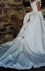 Brautkleid fast geschenkt
