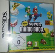 Nintendo DS Spiel Super Mario