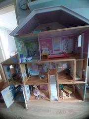 Puppenhaus Barbie Haus Spielhaus