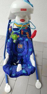 Fischer Price Babyschaukel Meeresschaukel Ocean