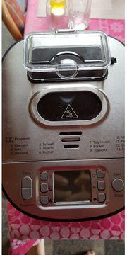 Rommelsbacher Brotbackautomat BA 550