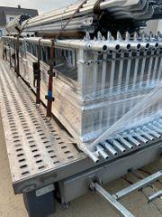 168 qm Gerüst Fassadengerüst Scaff