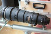 Nikon AF-S NIKKOR 500mm 4