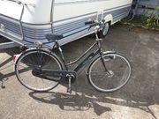 Original Gazelle Hollandrad Das Fahrrad