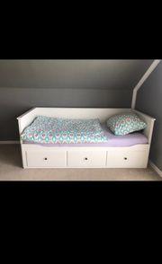 Ikea Hemnes Tagesbettgestell 3 Schubladen