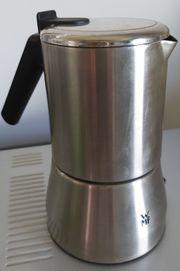 WMF Espressokocher ohne Ladestation zu