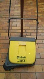 Einhell Kehrmaschine KM 491-G defekt