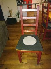 10 Esszimmerstühle IKEA Kaustby