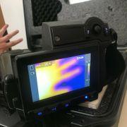 FLIR T620 Tragbare Kamera mit