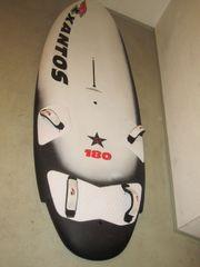 Surfausrüstung für Anfänger 180L komplett