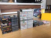 Sega saturn Spiele und Zubehör