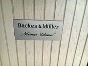 Lautsprecher Boxen von Backes Müller