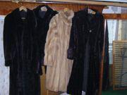 Pelzmantel und -Jacken
