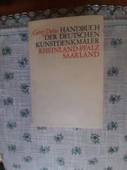 Das Handbuch Der Deutschen Kunstdenkmäler