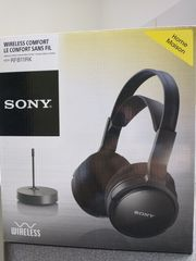 Sony Funkkopfhörer - 100 Meter Reichweite