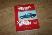 Mercedes E-Klasse Diesel W124 Handbuch