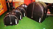 Drumcase Hardcase Schlagzeugkoffer-Set von Sonor