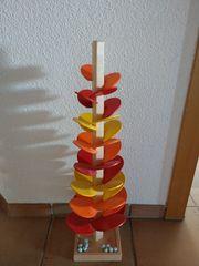 Klangturm aus Holz 73 cm