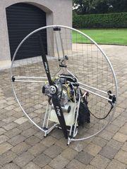Bailey V5 Paramotor abgeschlossen