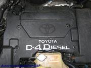 Motor Toyota Corolla Verso 2