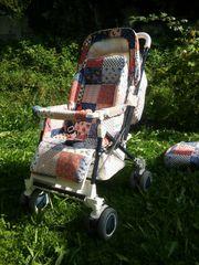 Kinder-sport-wagen kunterbunt