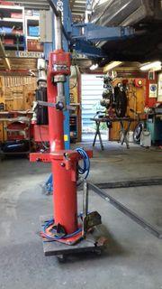 Reifen-Montiermaschine Reifenmontage manuell