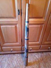 Didgeridoo Aboriginal ausgehöhlt handbemalt unbenutzt