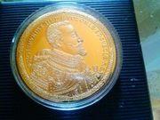 Münze/Medallie-100Dukatten