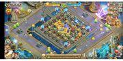 Castle Clash Account 400 k