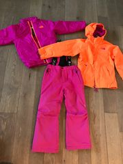Cooler Kinder Skianzug Grösse 128