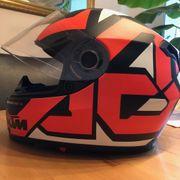 KTM factor Helm