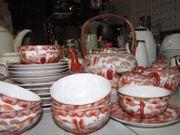 Flohmarkt Artikel Vasen gebrauchtes Tee